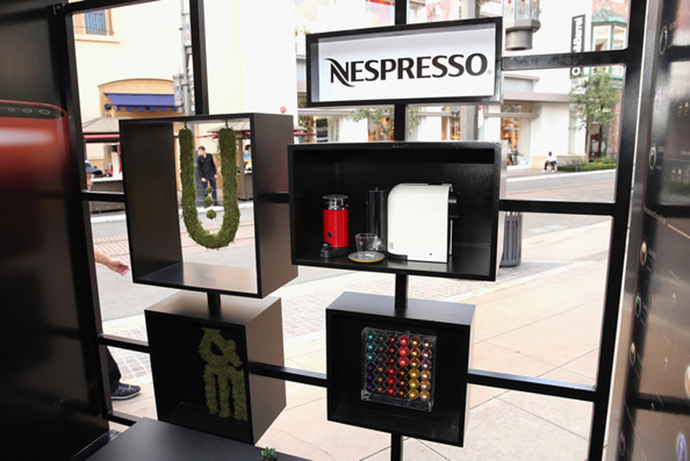 Nespresso readyset inc for Decor 718 container